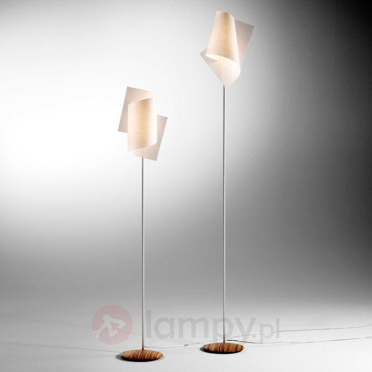 Unikalna lampa stojąca Loop 150 cm 2600400X