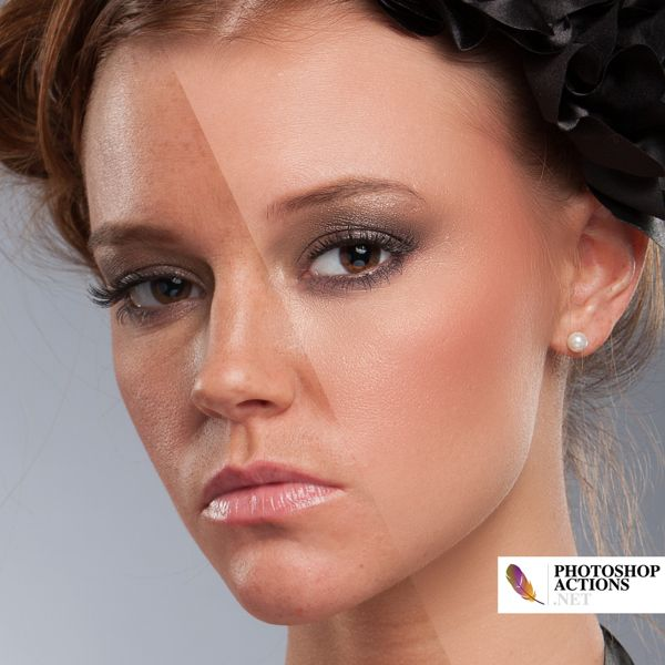 Beauty Retouching Kit (Photoshop Actions) by Photoshop Actions Store, via Behance