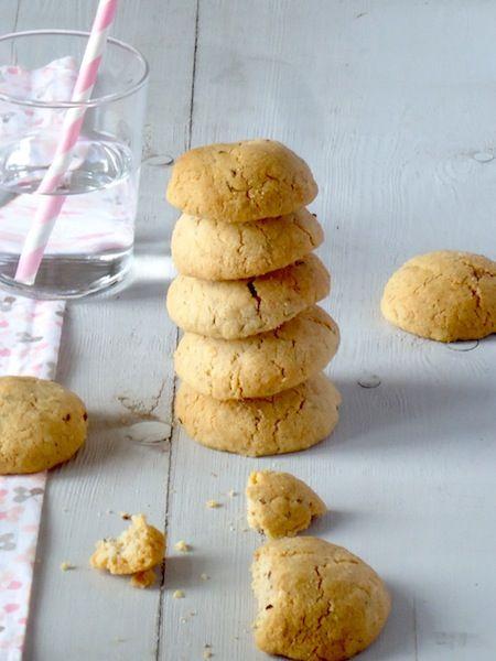 Lekker en simpel recept voor zelfgemaakte hazelnoot koekjes. Want de lekkerste koekjes maak je zelf.