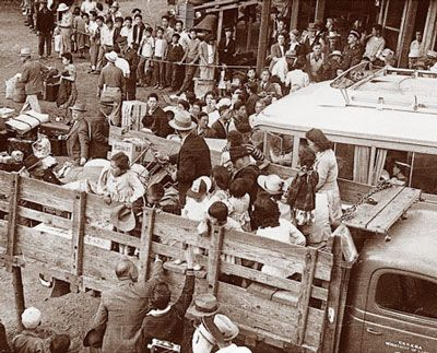 In Canada itself, probably no group of people experienced as much hardship and upheaval as the Japanese Canadians.
