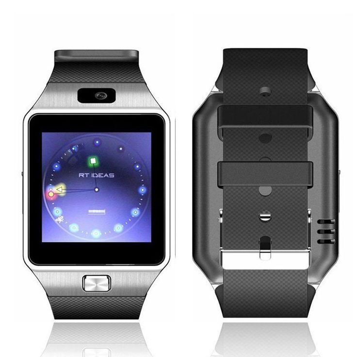 Bluetooth Camera Smart Wrist Watch DZ09 Phone with SIM Card Slot 2.0 Camera TF Card Support For Android. Note: For iphone only supports calls.there is no app available till now. Some functions are not usable to your devices including messaging, notification, remote capture, anti-lost. Insert a micro SIM card to use it as a solo watch phone, support GSM 850/900/1800/1900 frequency band. You can make calls, send messages, enable Facebook and what's app and surf internet freely. HD…