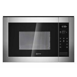 FOUR MICRO-ONDES 20 LITRES INOX INTÉGRABLE NEFF