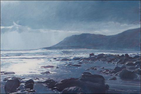 A view towards Kommetjie from Scarborough – visit Michael's website: www.mcarnegie.com