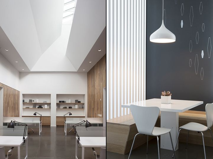 Venture capital firm offices by feldman architecture san for San francisco architecture firms