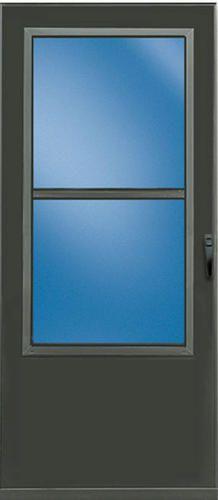 Menards Screen Doors 81 H Heavy Duty Wood T Bar Screen Door at