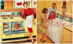 """Mamãe devia ter me ensinado a ser uma Boa Dona de Casa – Parte 2"""" por Flávia Silveira"""