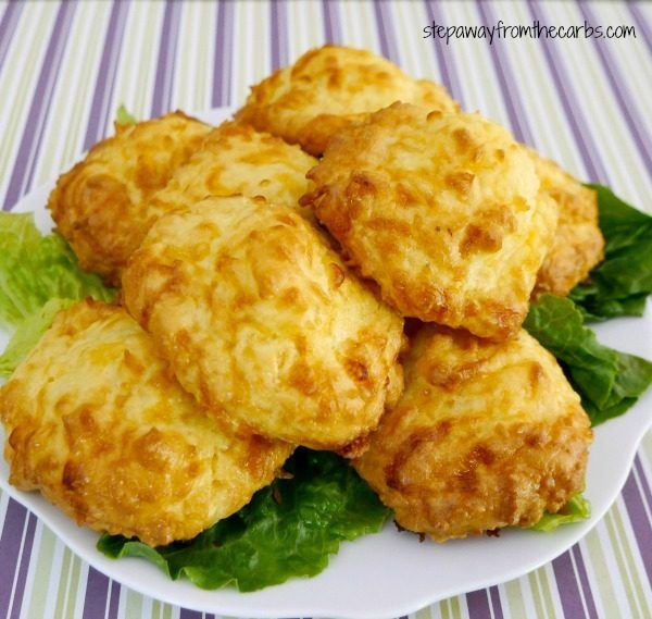 Low Carb Crispy Cheese Balls - Step Away From The Carbs