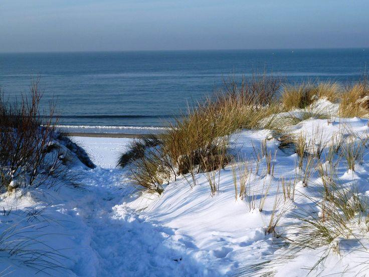 Noordzeestrand | Winter | Banjaard | Beach | Strand Noord-Beveland | Ruiterplaat Vakanties | www.ruiterplaat.nl |