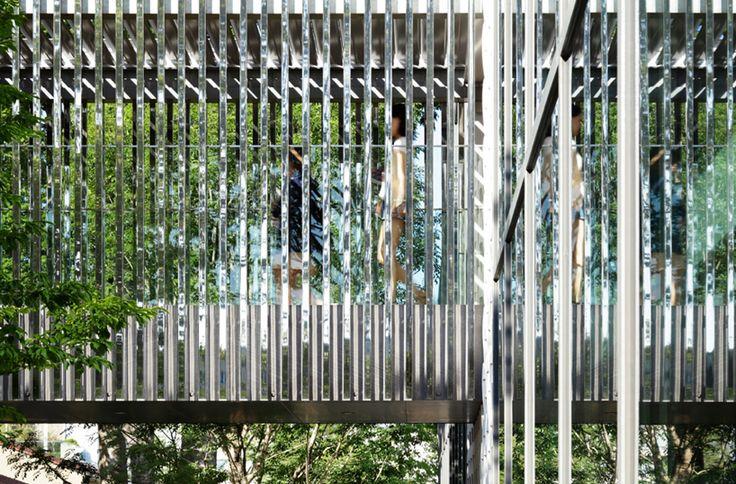 'T-site' by klein dytham architecture, daikanyama, tokyo, japan