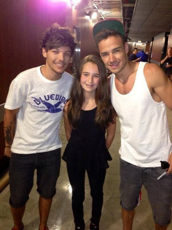 Louis Tomlison and Liam Payne