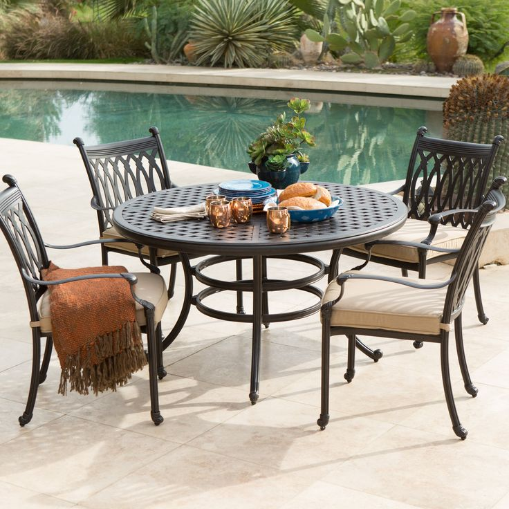 Patio Furniture Dining Sets best 20+ patio dining sets ideas on pinterest | patio sets, dining