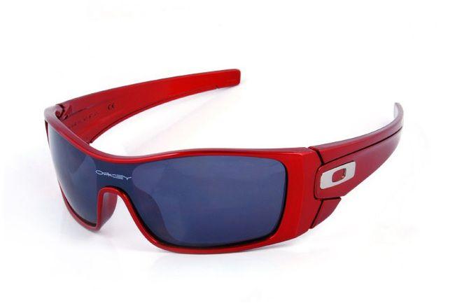 Oakley Batwolf Mask Red CAJ