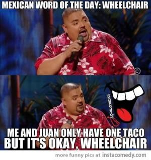 Mexican Word Of The Day Jokes | Kappit
