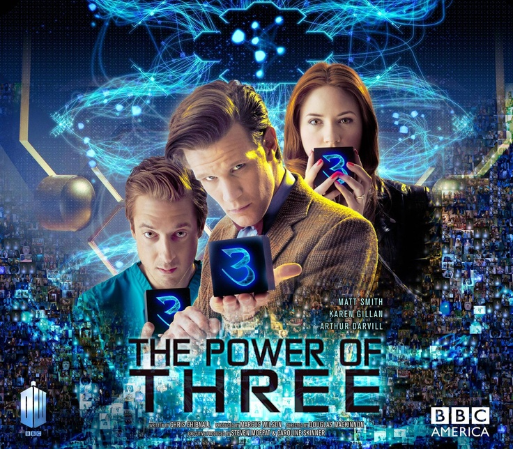 if you zoom in,  it's all memories and recaps of the adventures they all had together. Power of three.Picture-Black Posters, The Real, Seasons, Doctorwho, Three, Doctors Who, Power, Dr. Who, Weeping Angels