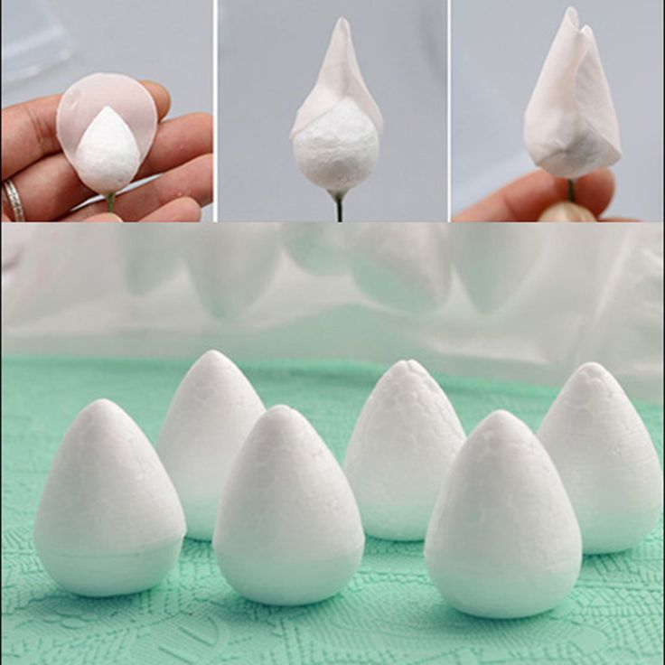 20pcs Sugar Fondant Flowers Die Oval Foam Flower Shape Tools DIY Cake Mold Kitchen Bakeware  Baking  Accessories-in Cake Molds from Home & Garden on Aliexpress.com | Alibaba Group