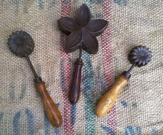 silk flower irons
