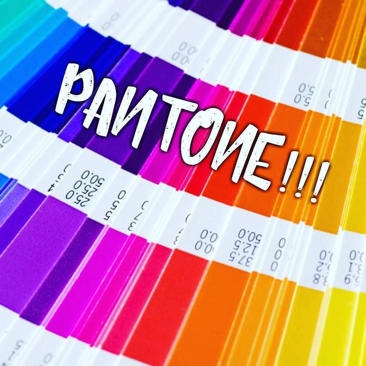I can't stress enough how much of a life saver the @pantone matching system is for us designers and printers. Just showing a little love.  #pantone #colormatch #swatchbook #largeformatprinting #lifesaver #buydirectgraphics #highway85creative