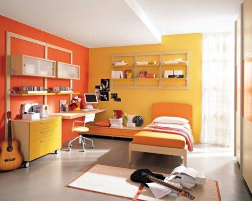 15 Cool Childrenu0027s Bedroom Design Ideas | Shelterness