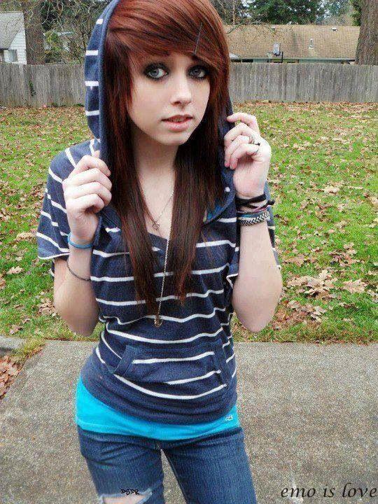 Cute Emo Girls 48 Pics: Scene Hair (not Emo) Scene