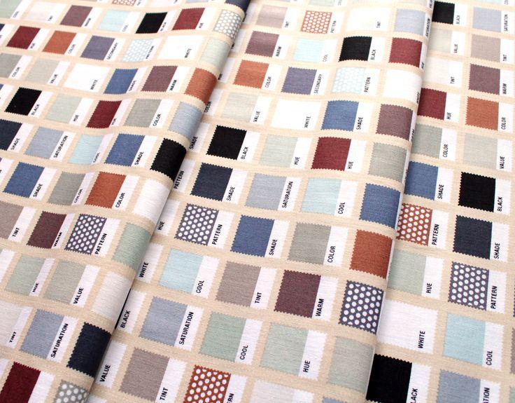 Robert Kaufman Design Basics Patches Earth