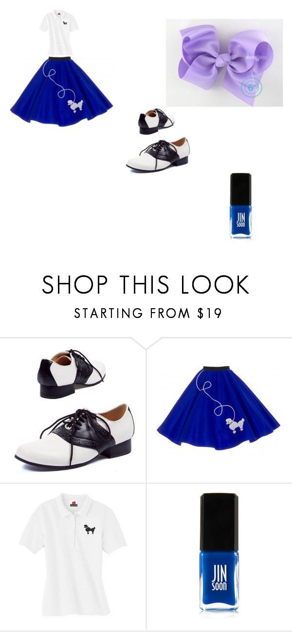 """""""Back to the 50s"""" by rebelgirl11 on Polyvore featuring Jin Soon"""