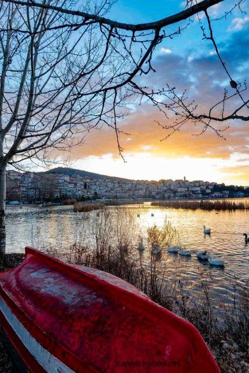 Lake Orestiada, Kastoria