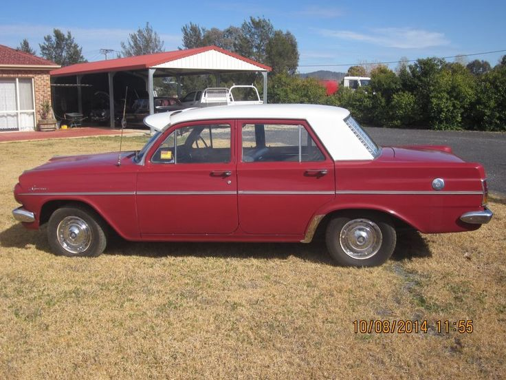 1963 EH HOLDEN