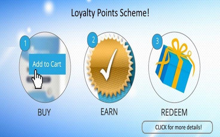 Loyalty Point Scheme