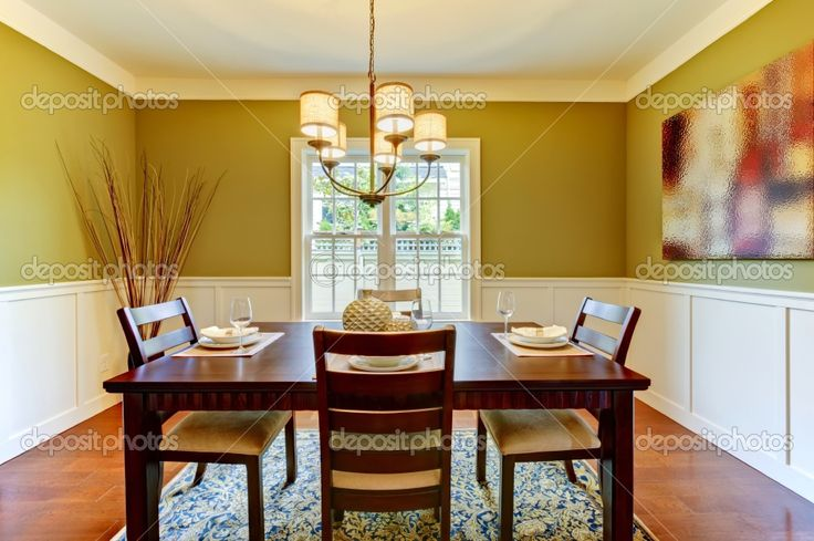 Painting Dining Room Style Inspiration Decorating Design