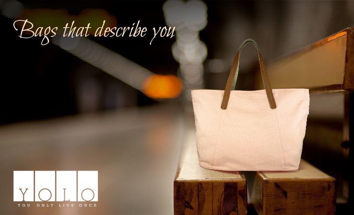 A bag that describes your syle