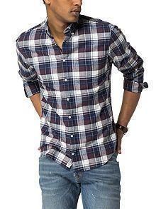 Ryan Check Shirt