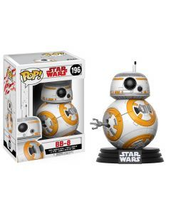 Funko POP! Bobble Star Wars: The Last Jedi - BB-8
