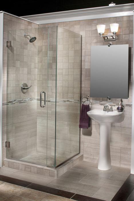 12 best main bathroom tile 1 2 bath images on pinterest on floor and decor id=81262