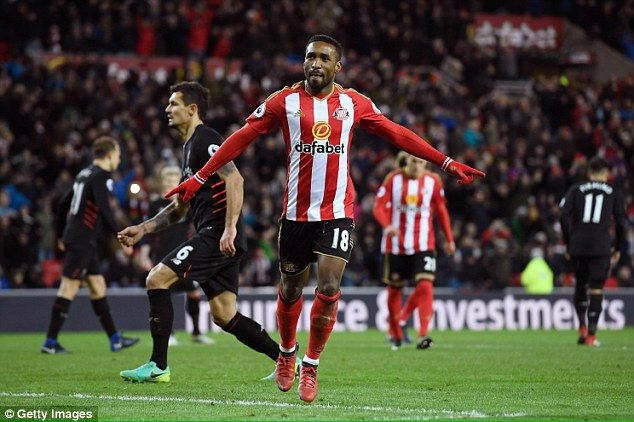 Once again Jermain Defoe proved to be Sunderland's saviour, this time against Liverpool
