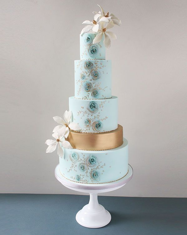 painted wedding cakes uk 17 best ideas about wildflower cake on color 18106