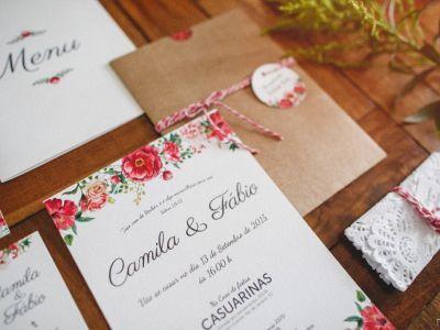 Selecionamos os 17 mais lindos versículos bíblicos para o seu convite de casamento. Essa lista vai ajudá-los a traduzir o amor de vocês e dar um t