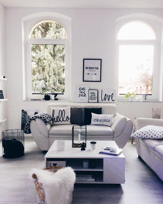 Die besten 25+ Schwarz weiss bilder Ideen auf Pinterest - wohnzimmer modern schwarz wei