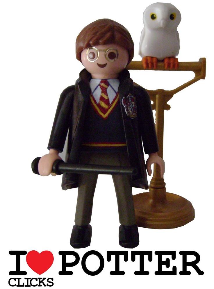 MOVIE playmobil ~ HARRY POTTER...tolle Leistung von der Wurzel (J.K.Rowling) weck und weiter!