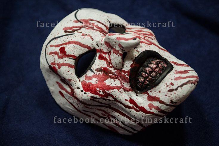 inspired Terrifier all hallows eve art the clown by Maskforsale