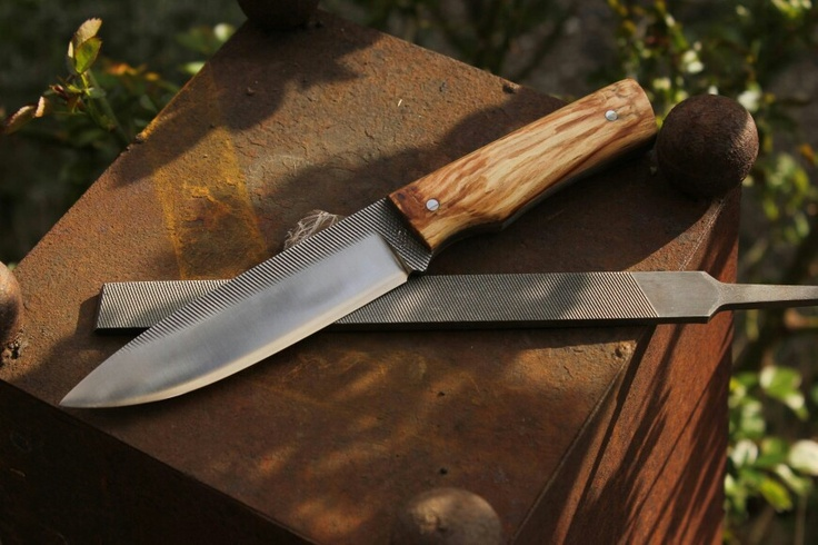 17 Best images about File knives on Pinterest | Homemade ...