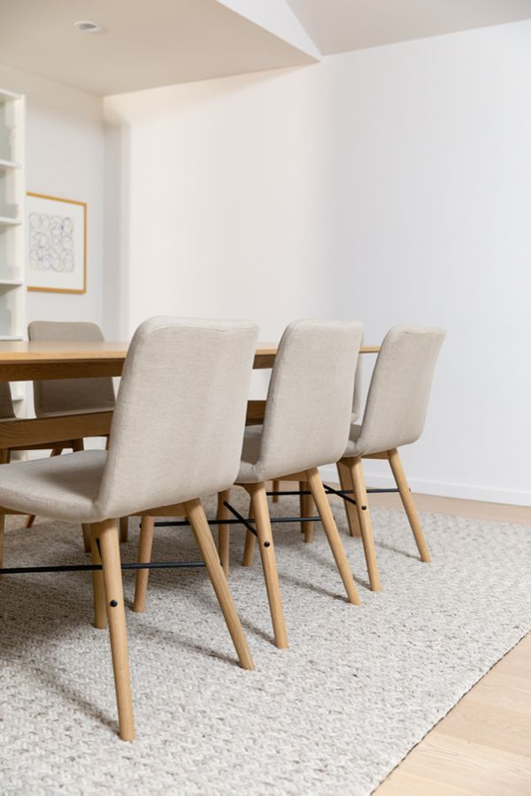 Incredible Kissa Flax Beige Light Oak Dining Chair In 2019 Dining Caraccident5 Cool Chair Designs And Ideas Caraccident5Info