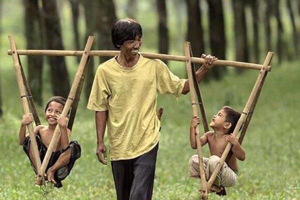 Mutlu olmak için zengin olmanıza gerek yok.