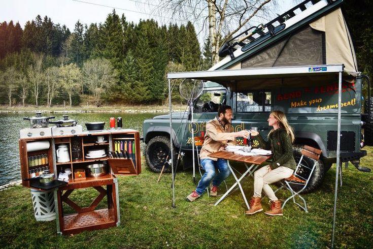 ... Camping Box sur Pinterest  Chuck box, Cuisine De Camping et Camping