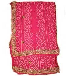 Bandhani--I will get one the day I see a perfect one. I did not succeed in finding a perfect one in Jaipur!