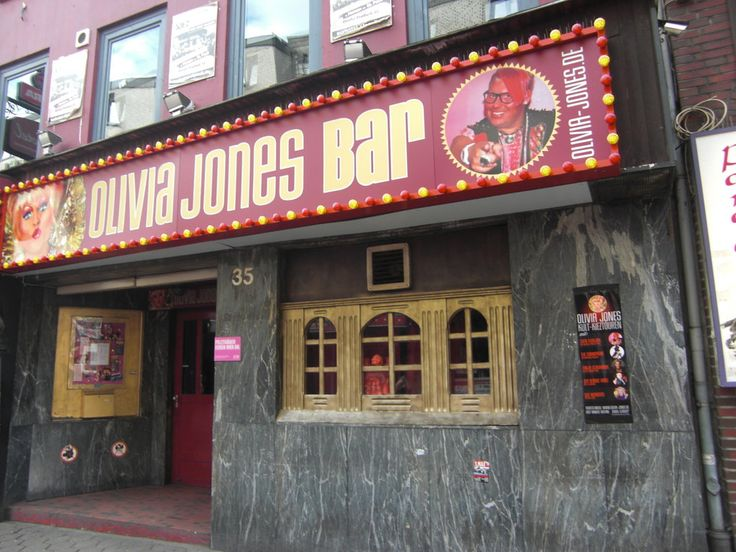 olivia jones | Reeperbahn | Bilder Pub/Bar/Café Olivia Jones Bar