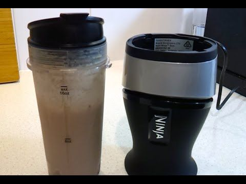 I got a Nutri Ninja blender for my birthday so I was looking for low carb recipes to try it with when I found this chocolate shake recipe from DJFoodie.com -...