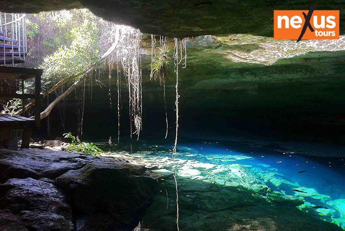 East End Cave Tour - Freeport, Bahamas | NexusTours