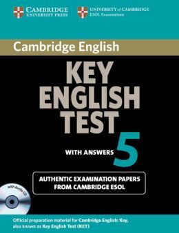 Cambridge Key English Test 5 With Answers | sachhaynhat - sachhay