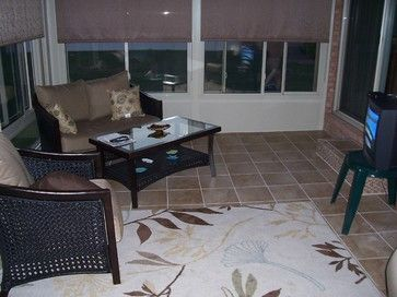 Florida room contemporary patio other metro Florida room addition