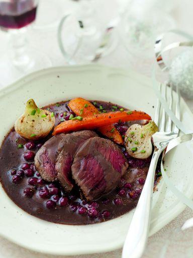 Les 90 meilleures images propos de cuisine gibier sur - Cuisiner gigot de chevreuil ...
